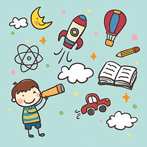 Развивающие занятия для детей от 3 до 5 лет
